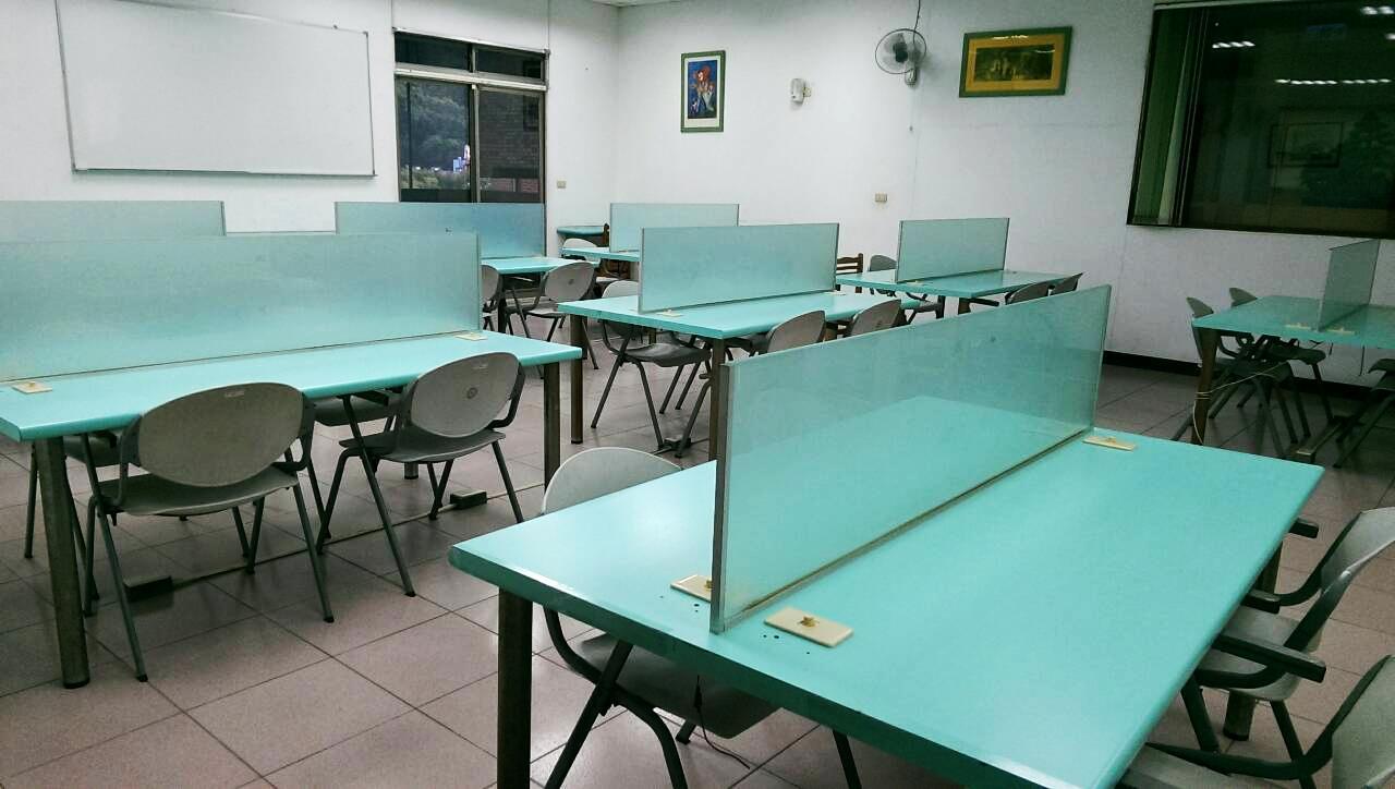 土城祖田圖書閱覽室