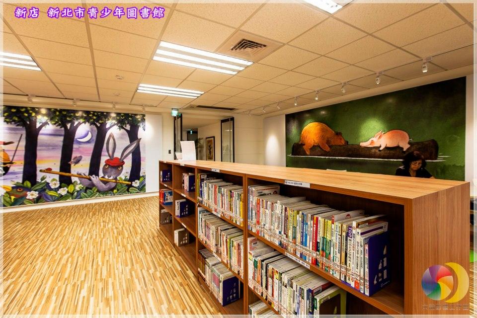 三樓期刊閱報區:期刊閱報區、互動討論室、筆電區、青少年圖書區